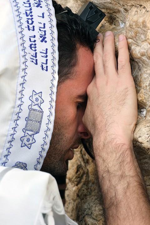 Muro de los Lamentos. Israel
