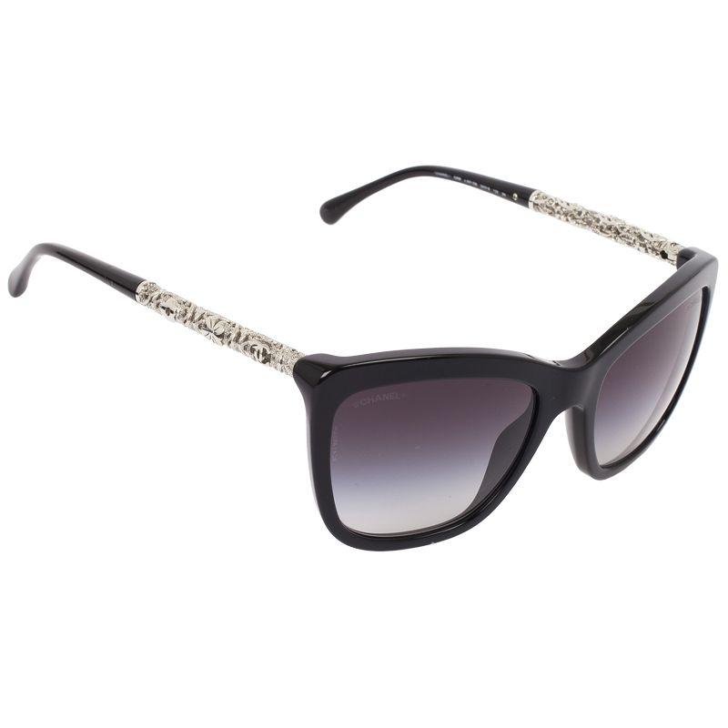 Chanel Black 5268 Bijou Womens Sunglasses   Eye Wear   Pinterest ...