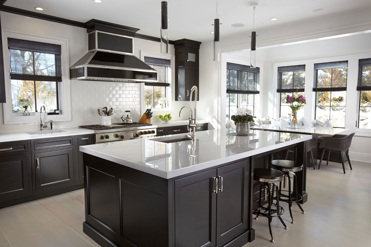 New Kitchen Ideas Dark Bold Colors In The Kitchen Kitchen