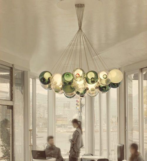 Bocci 28 In Color Design Milk Modern Dining Room Lighting