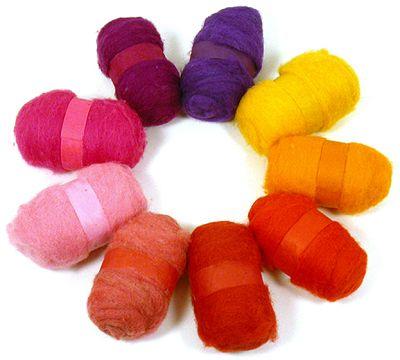 #WinMyWish Wool Roving | JUICY Assortment | 9 tantalizing bundles