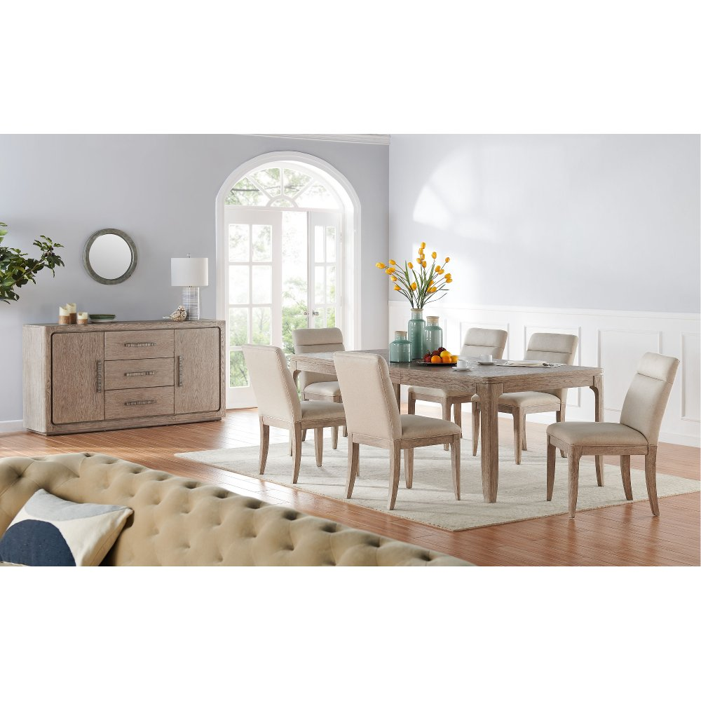Gray Oak 5 Piece Dining Room Set Vancouver Rc Willey Furniture Store In 2020 Dining Room Chairs Upholstered Oak Dining Room Table Oak Dining Room #rc #willey #living #room #set