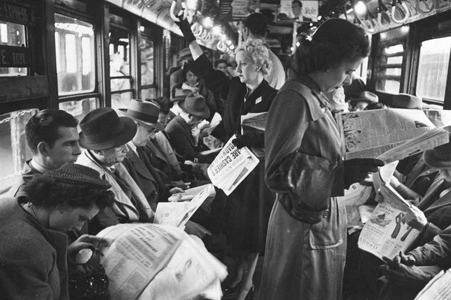 1946 New York Subway Photographed By 17 Year Old Stanley Kubrick Stanley Kubrick Photography Kubrick Photography Stanley Kubrick