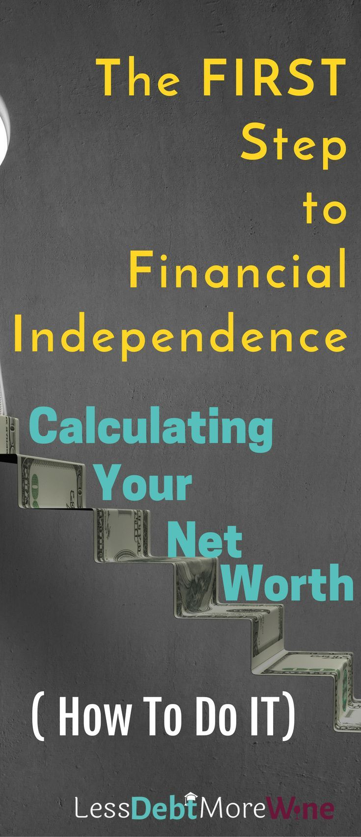 how to calculate your net worth personal finance money management