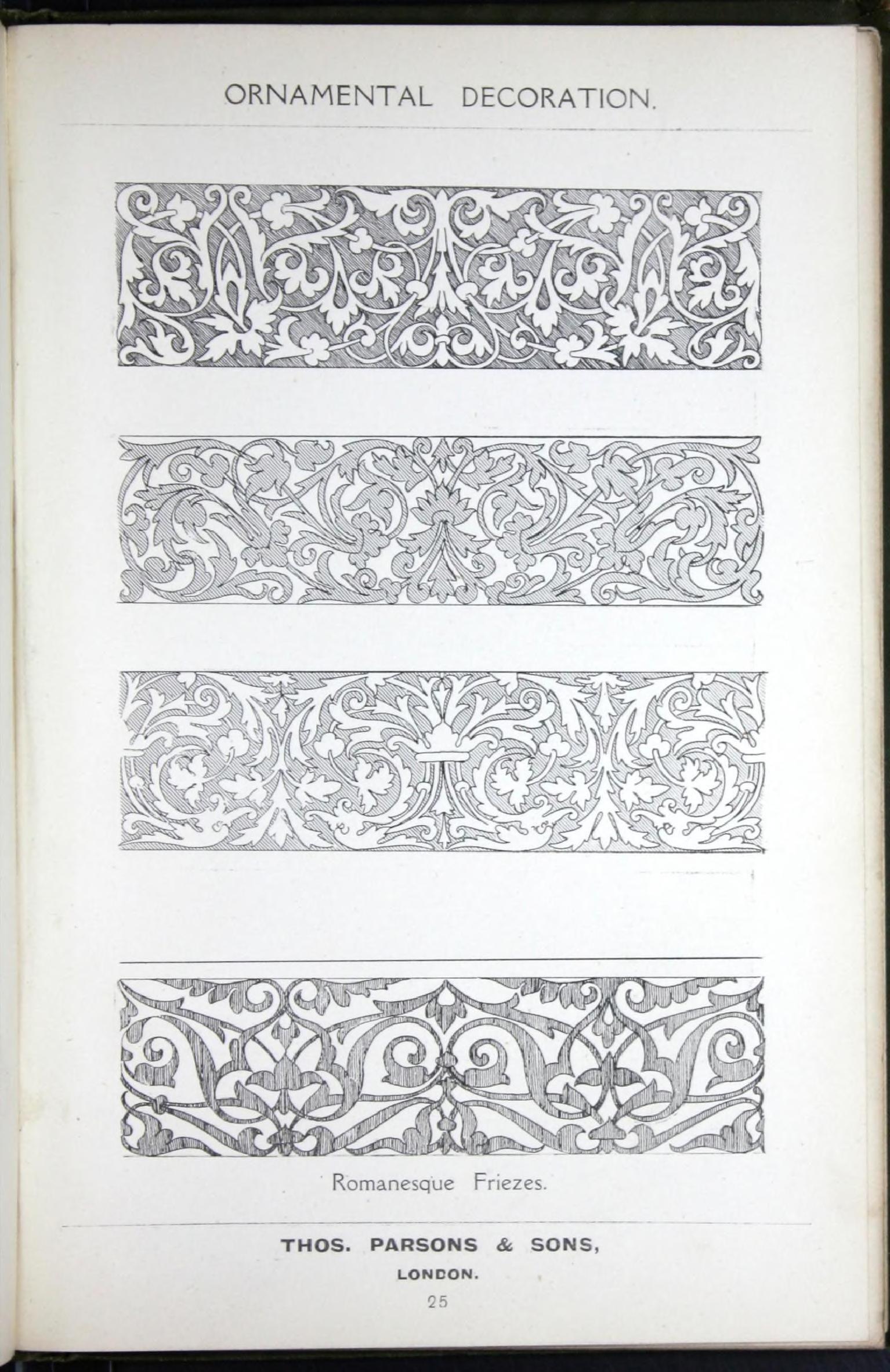 A Few Suggestions For Ornamental Decoration