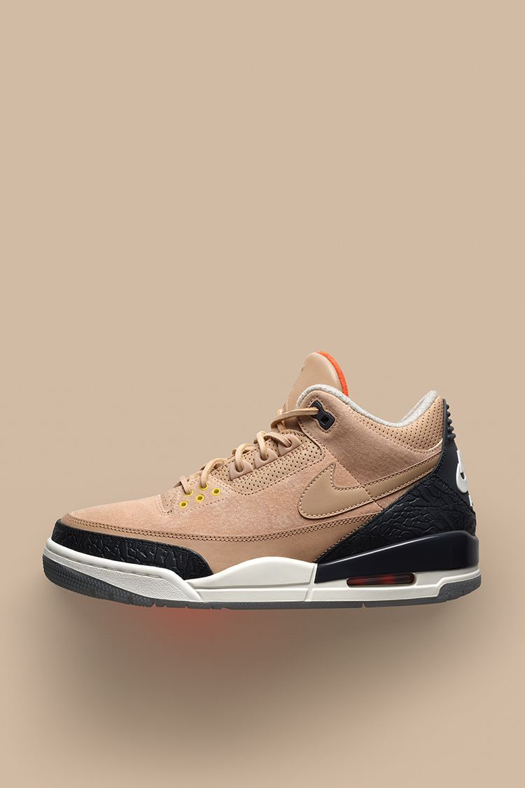 on sale 18e52 9d758 Air Jordan 3 JTH 'Bio Beige' Release Date | air jordan in ...