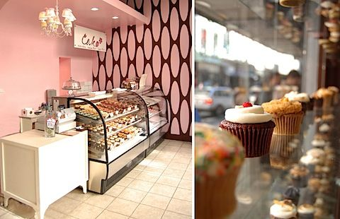 Coo Coo For Cako Bakery Interior Bakery Design Interior Bakery