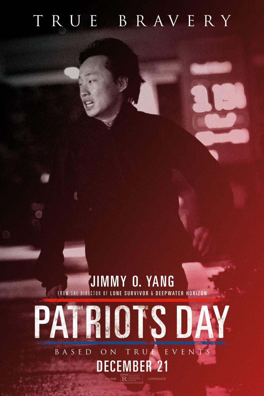 Patriots Day Jimmy O Yang Poster Movie Character Posters Patriots Day Patriots Day 2016
