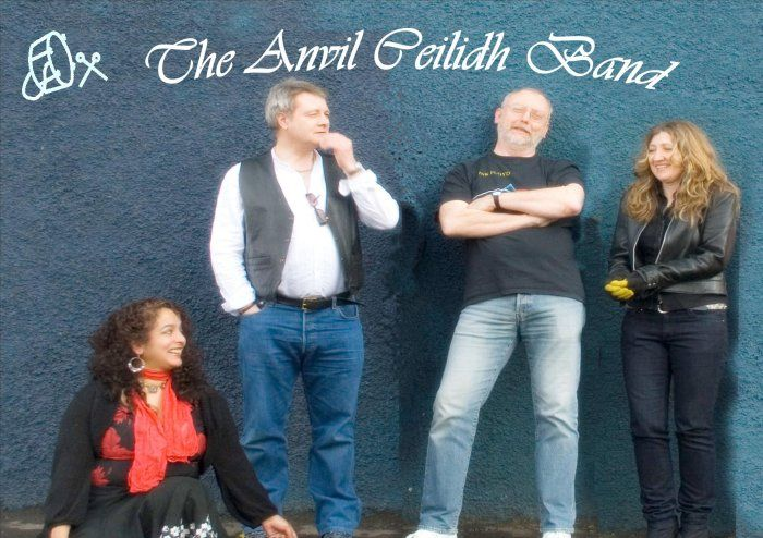 The Anvil Ceilidh Band offers a full traditional Scottish ...