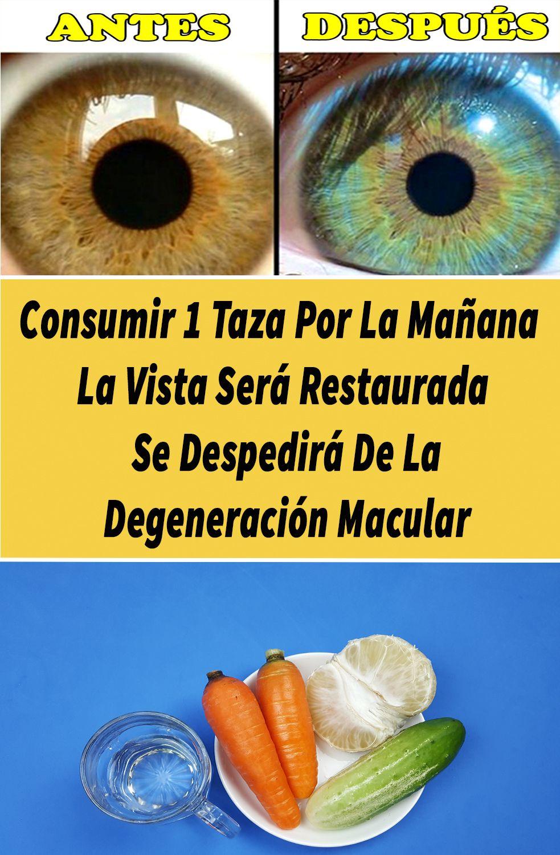 dieta cetosis y degeneración macular
