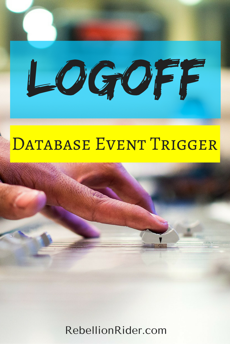 Best and free plsql tutorial for beginners learn how to create best and free plsql tutorial for beginners learn how to create logoff database baditri Images
