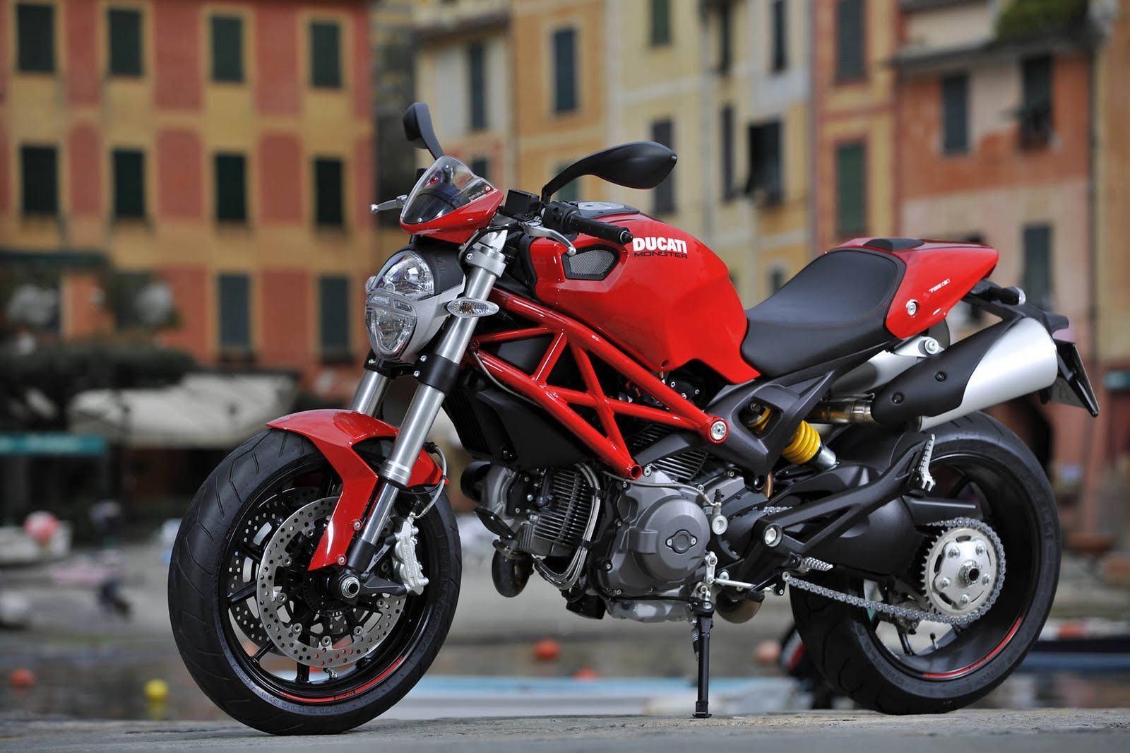 Wallpaper Ducati Monster 796 Hd