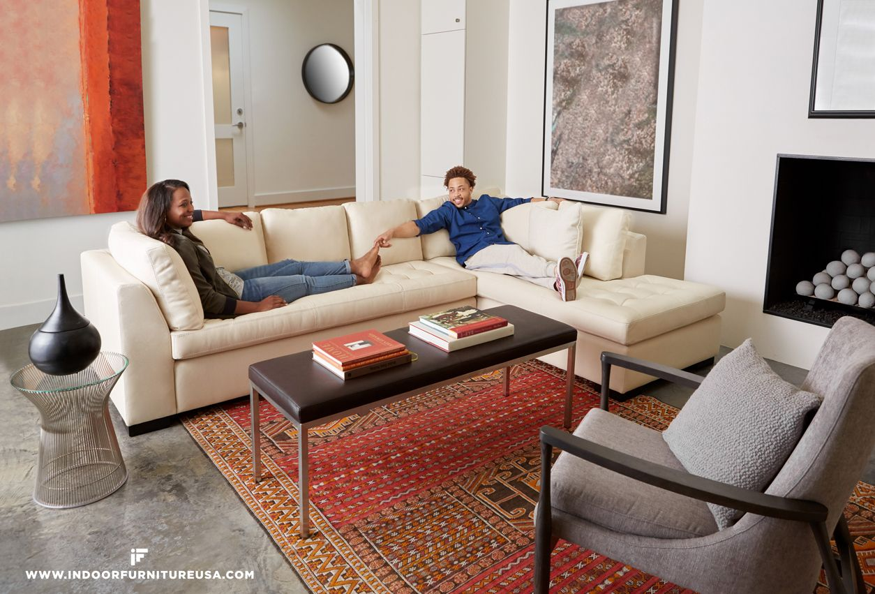 astoria sectional w/ bumper chaise (with images) | sectional