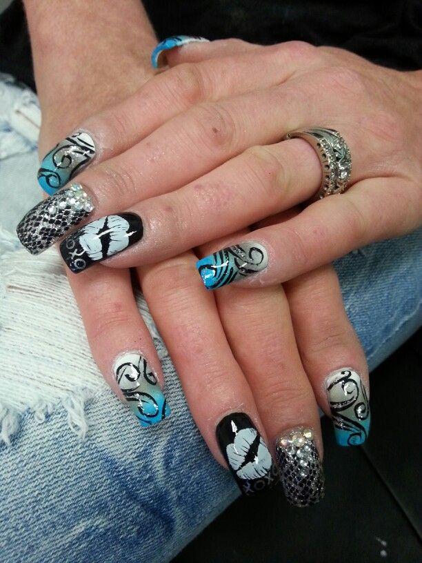 Professional Nails. .Manteca California. .Thuy rocks! | nail designs ...