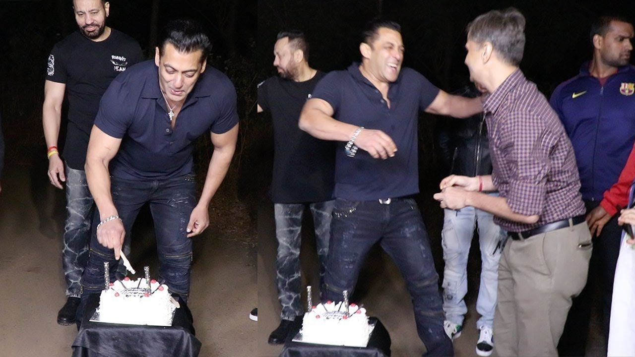 Salman Khan's GRAND 53rd Birthday Celebration 2018 At