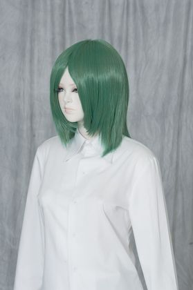 Classic Layered Wig Dark Green NMIGG-12
