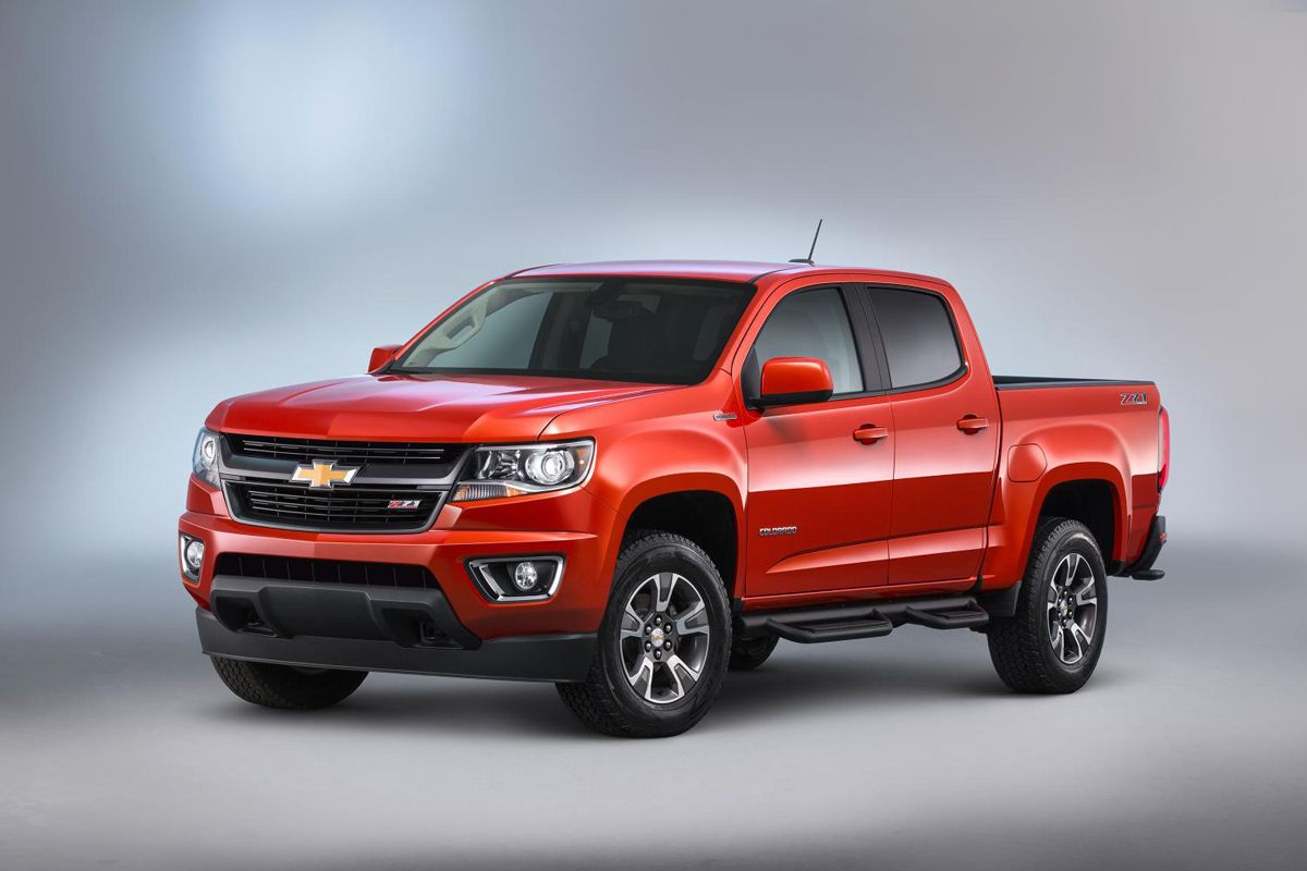 Torque Those Rims And Tires With The New Colorado Duramax Diesel