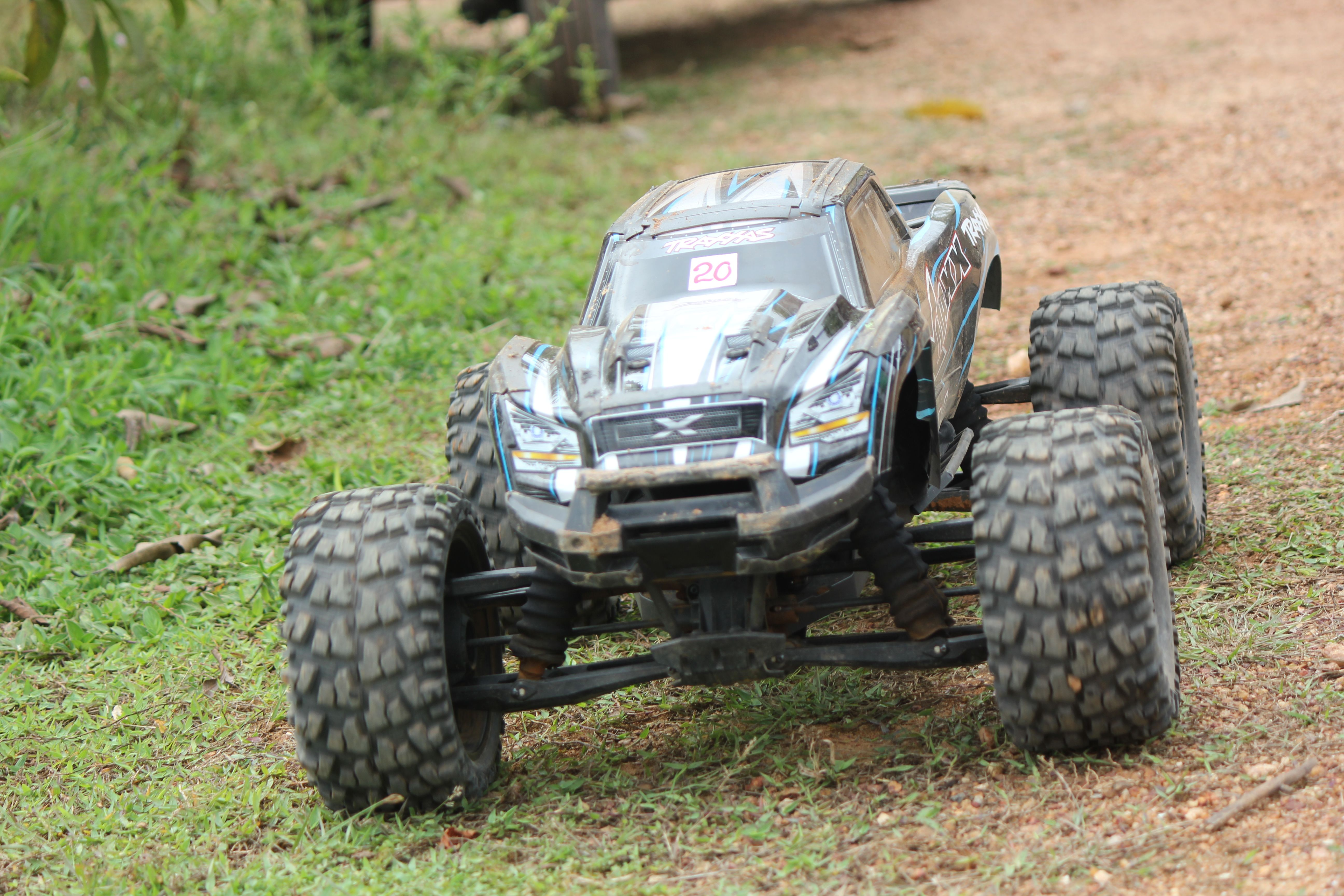 Monster Truck Hd Images Off Road Competition Srilanka Traxxas X