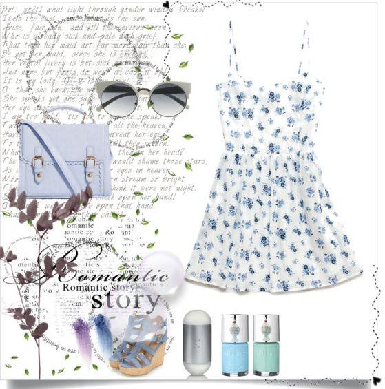 Presume tu lado girly con un outfit 100% femenino y primaveral. 1.- Perfume 212 Carolina Herrera http://fashion.linio.com.mx/a/212ch