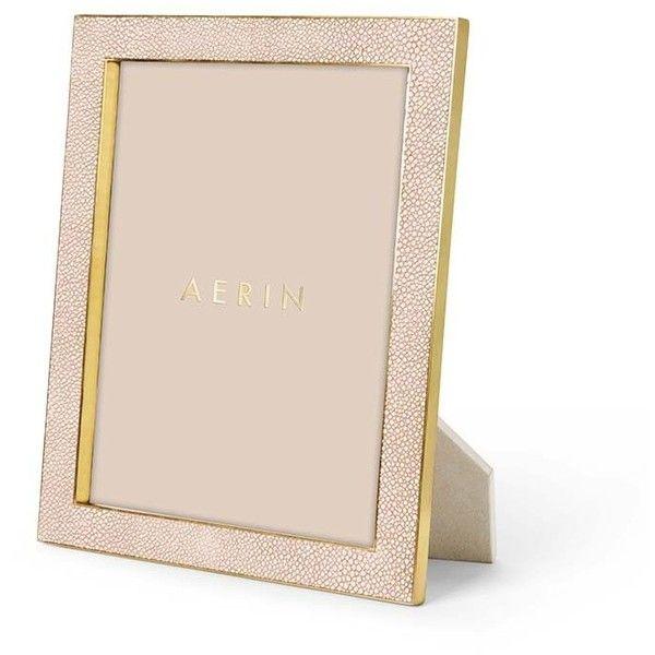 AERIN Blush Shagreen Frame - 8x10\