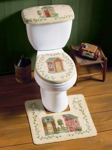 Bathroom Outhouse Decor