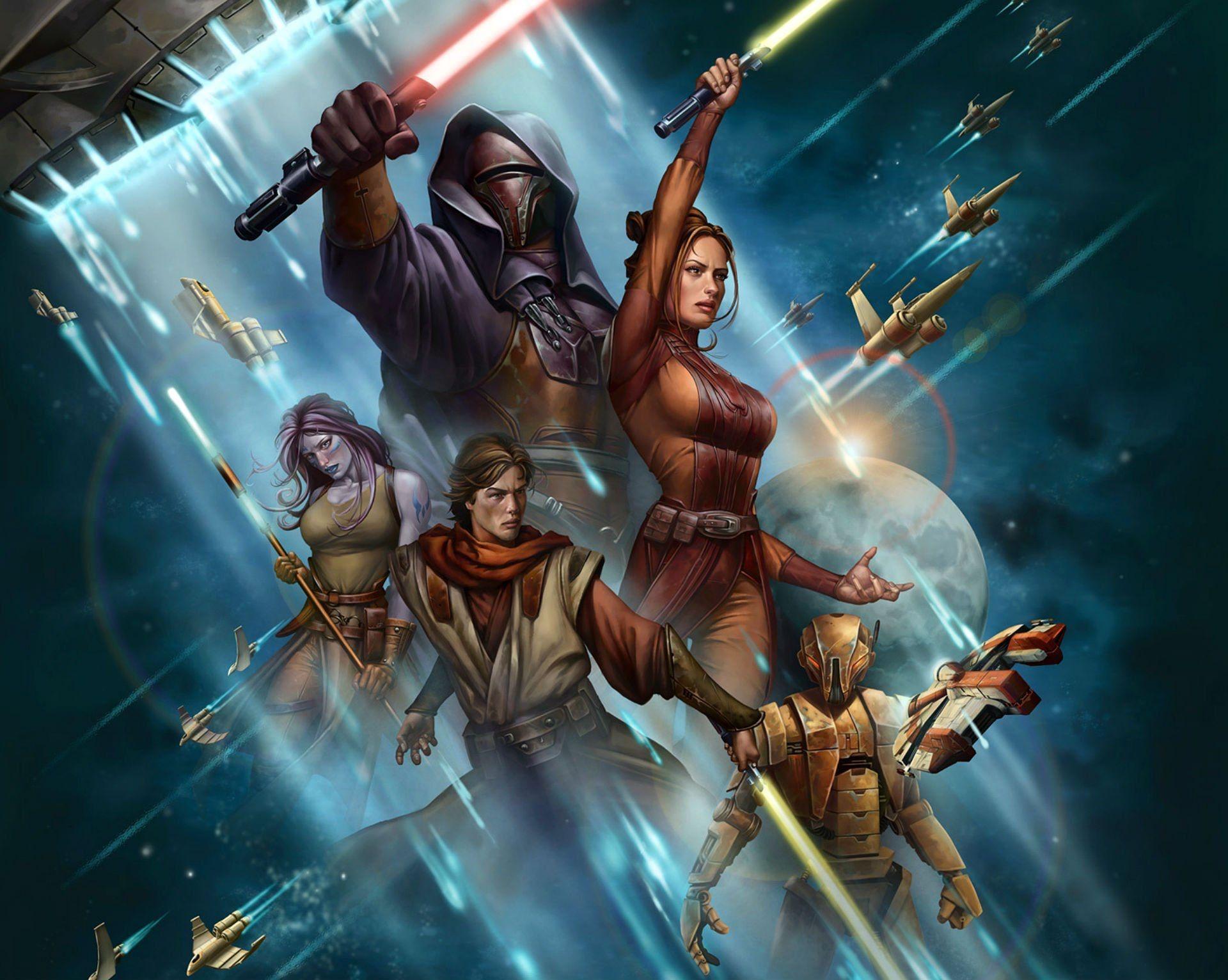 Star Wars High Resolution Wallpaper Star Wars The Old Star Wars Rpg Star Wars Poster