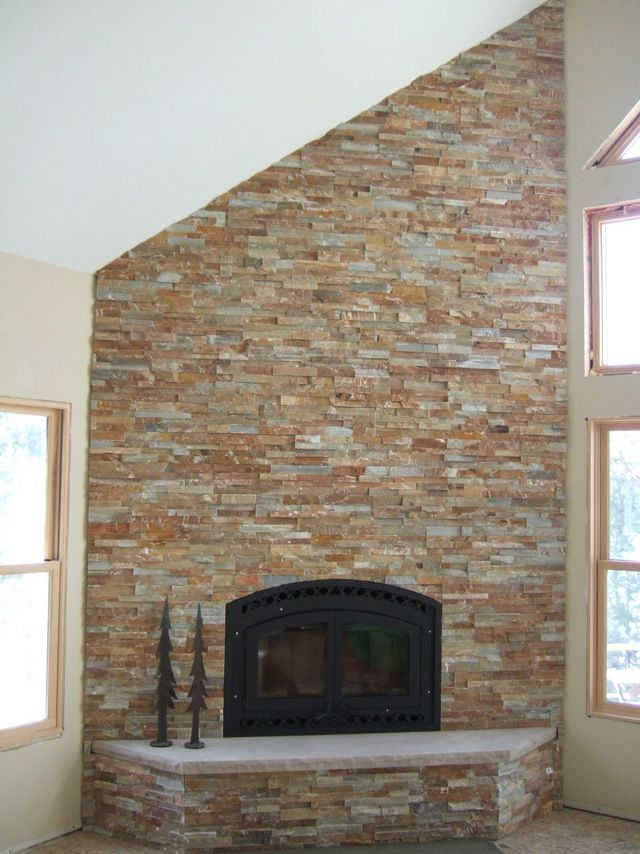 Another Stone Fireplace Surround I Love With Images Stone