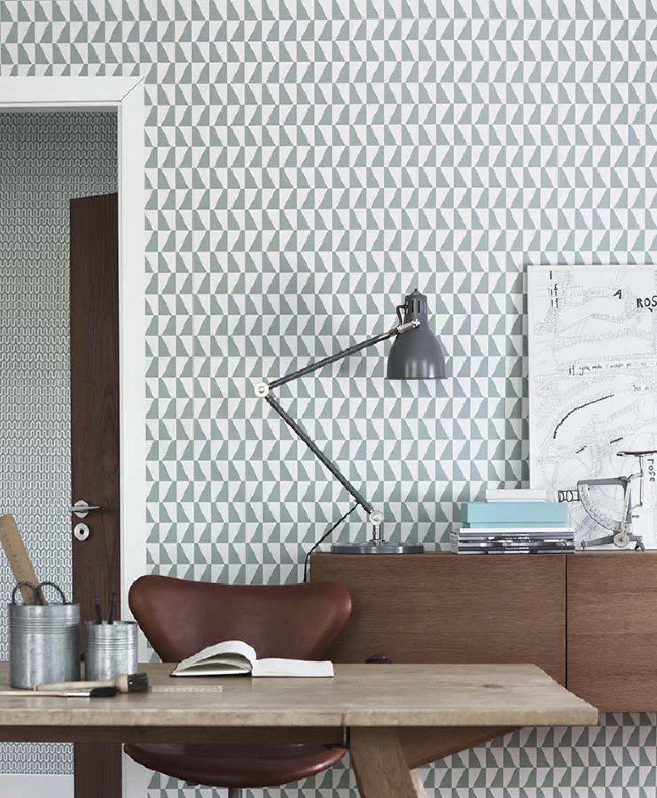 Skandinavische Tapeten Muster : Scandinavian Wallpaper