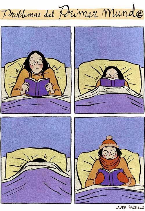 O cão que comeu o livro...: Nunca está frio demais para ler / It's never too c...
