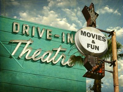 Explore a map of past and present drivein theaters kept up to date