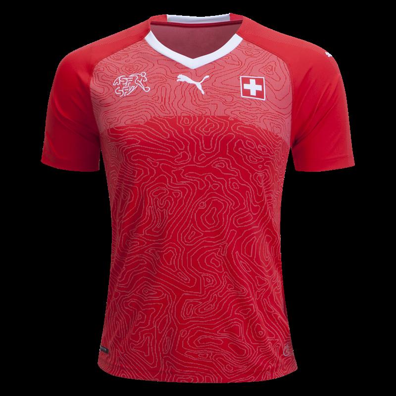 72bf831a3 2018 Switzerland World Cup Jersey