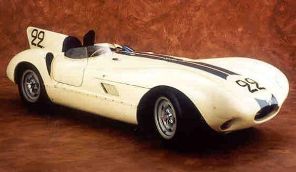 Old Race Cars |     legendary American race car driver and