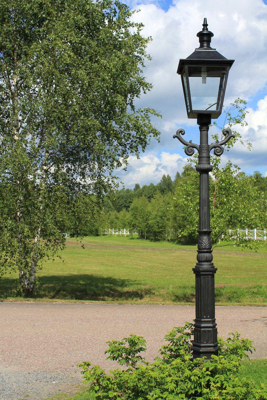 Old Lamp Post Lantern