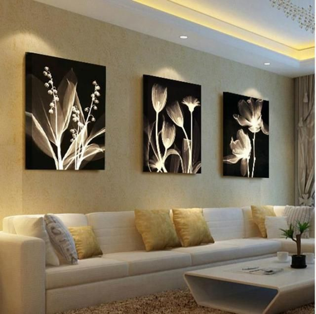 22 Modern Art Paintings For Living Room