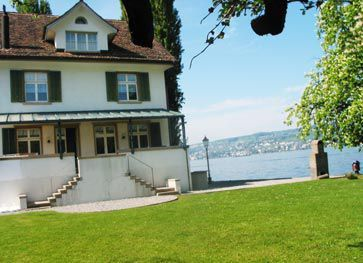 Partyhaus Seeguetli Eventlocation In Horgen Haus Eventlocation Villen