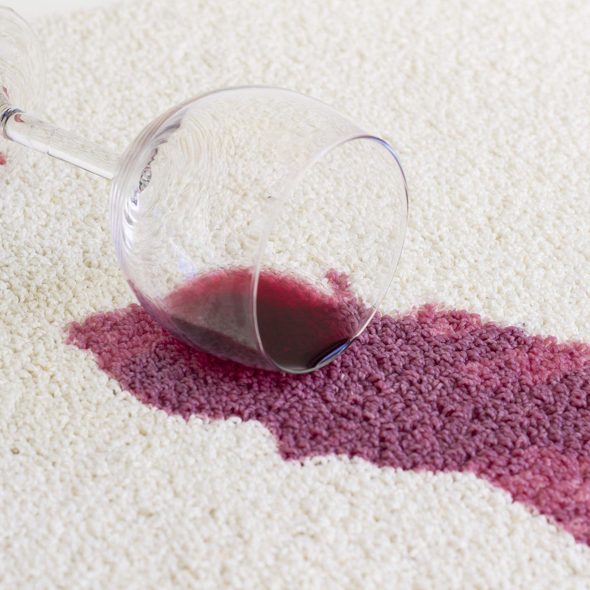 7 Ways To Remove A Red Wine Stain ~ Como Quitar Las Manchas De Vino Tinto