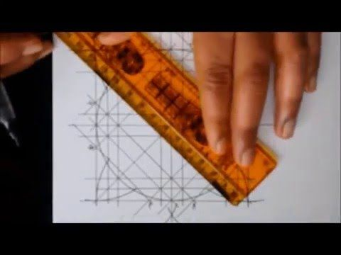 3 Fig Leaf Motif How To Draw Islamic Geometry زخارف اسلامية هندسية Youtube