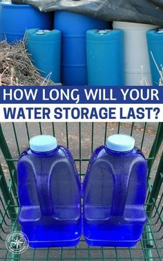Posted by SurvivalofthePrepped.com | Water | Pinterest | Survival Doomsday preppers and Water storage & Posted by: SurvivalofthePrepped.com | Water | Pinterest | Survival ...