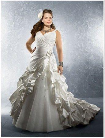 Alfred Angelo Plus Size Wedding Dress Style 2234W