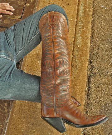 350545e649d Paul Bond Mt. Trumbull | Boots in 2019 | Buckaroo boots, Boots, High ...