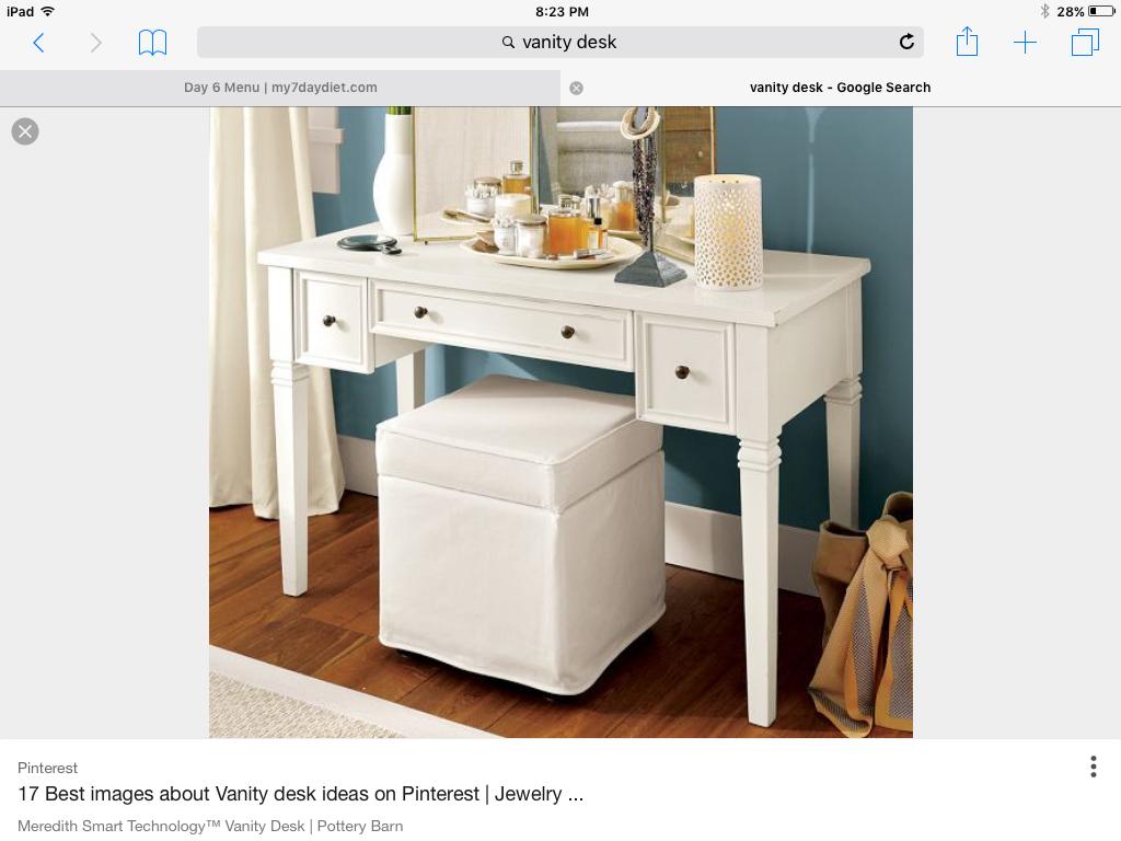 Pin by Brooks Family on Master bedroom Vanity desk