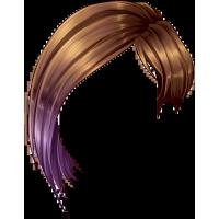 Ideas de estilo para peinados png Galería de cortes de pelo Consejos - Pelo corto asimétrico marrón | Dibujos en 2019 | Boceto de ...