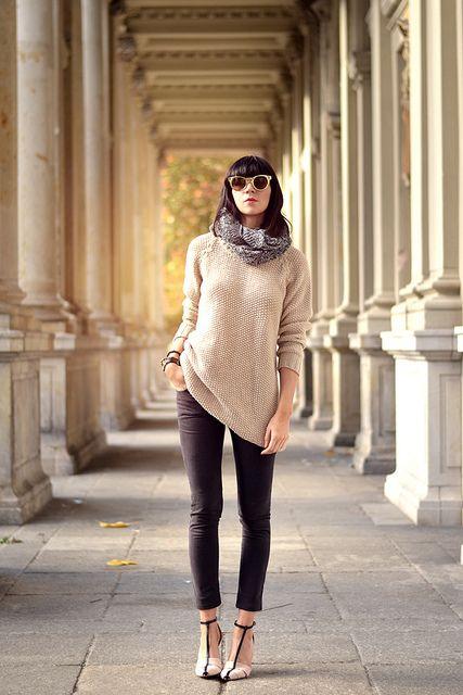 #fashion #fashionista Ricarda ARMEDANGELS green fashion eco friendly label outfit Berlin autumn cozy 8 by Ricarda Cosima, via Flickr