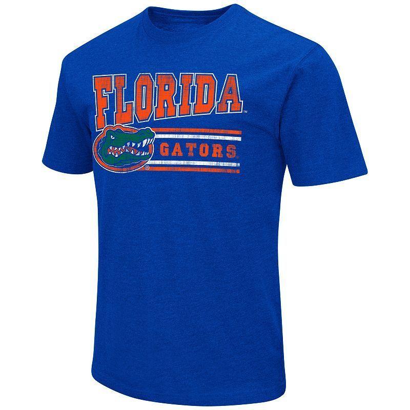 Men's Campus Heritage Florida Gators Vintage Tee, Size: XXL, Blue Other