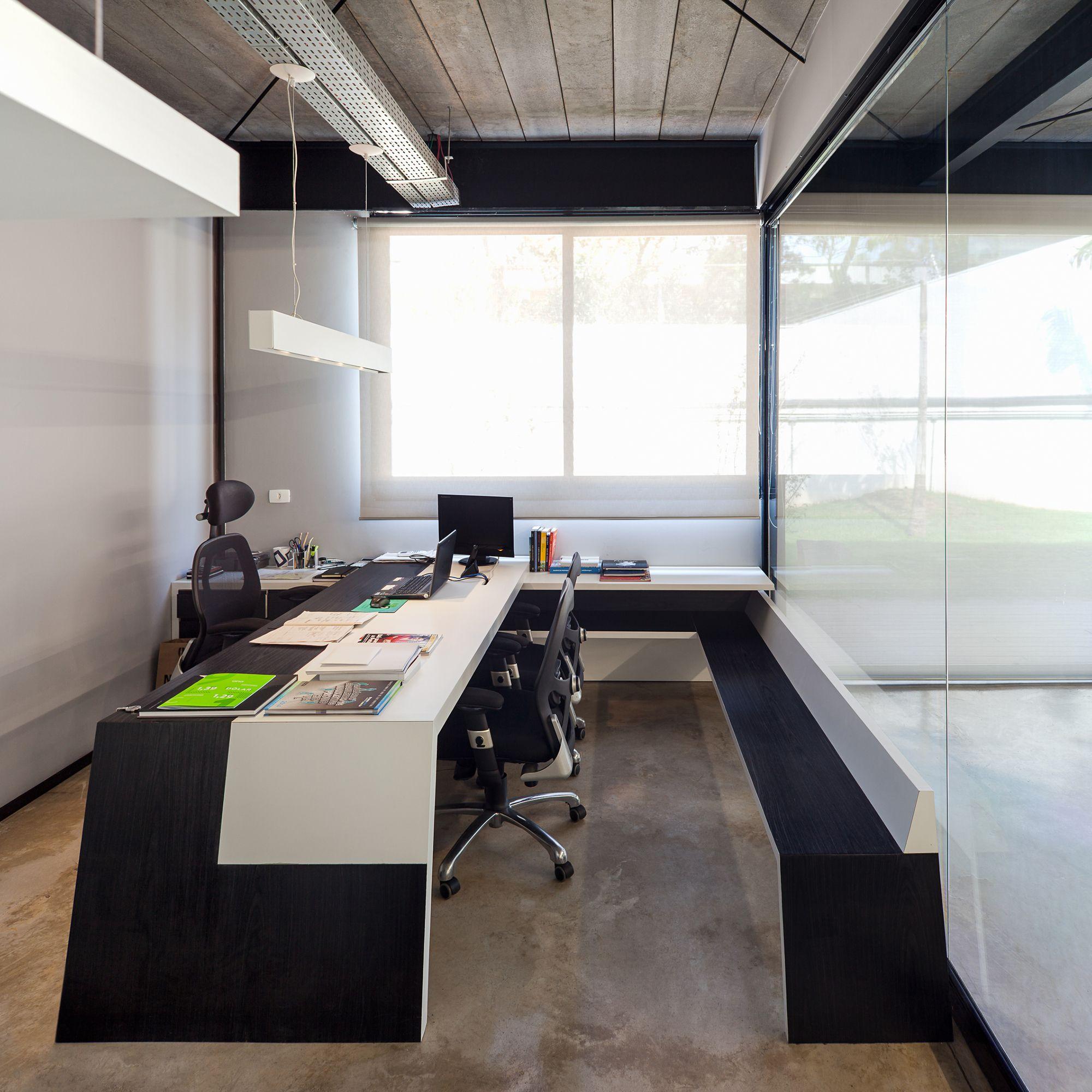 Agência Rock / MM18 Arquitetos