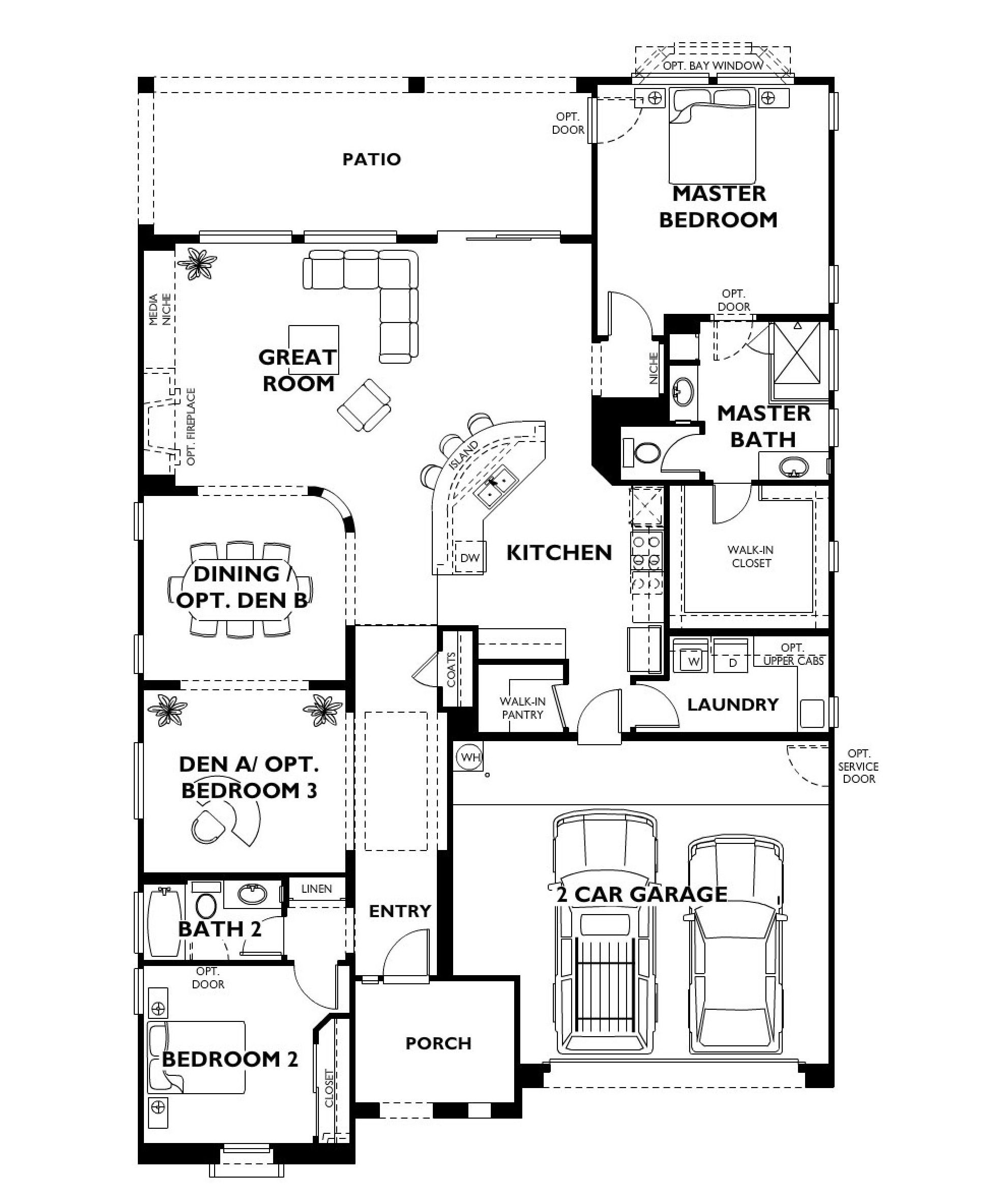 House Models And Plans | Fame Tropical House Designs And Floor Plans With Modern Style