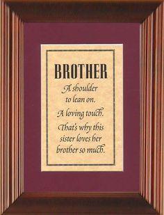 161ac0e4d92a6d4e9c0090d32ada7b94 Jpg 236 309 Brother Quotes Quotes Sisters