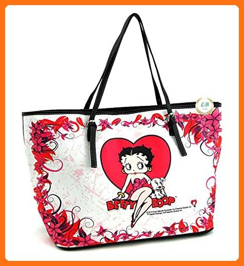 Betty Boop Small Clutch//Makeup Bag and Wallet Set