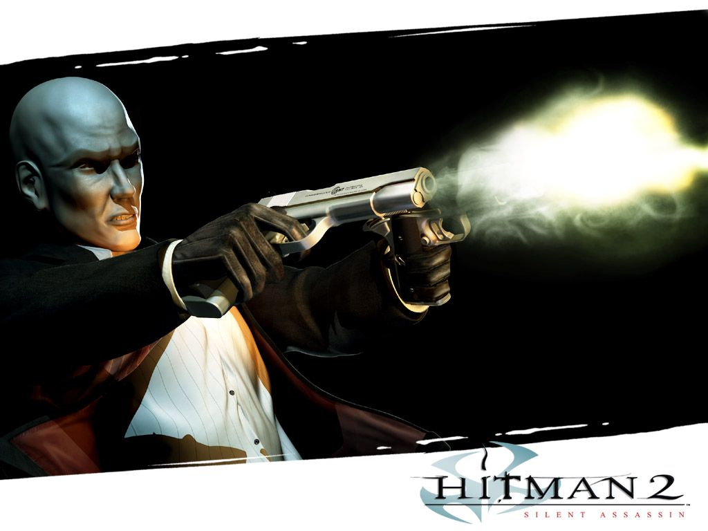 Hitman 2 Silent Assassin Hitman Assassin Video Game Posters