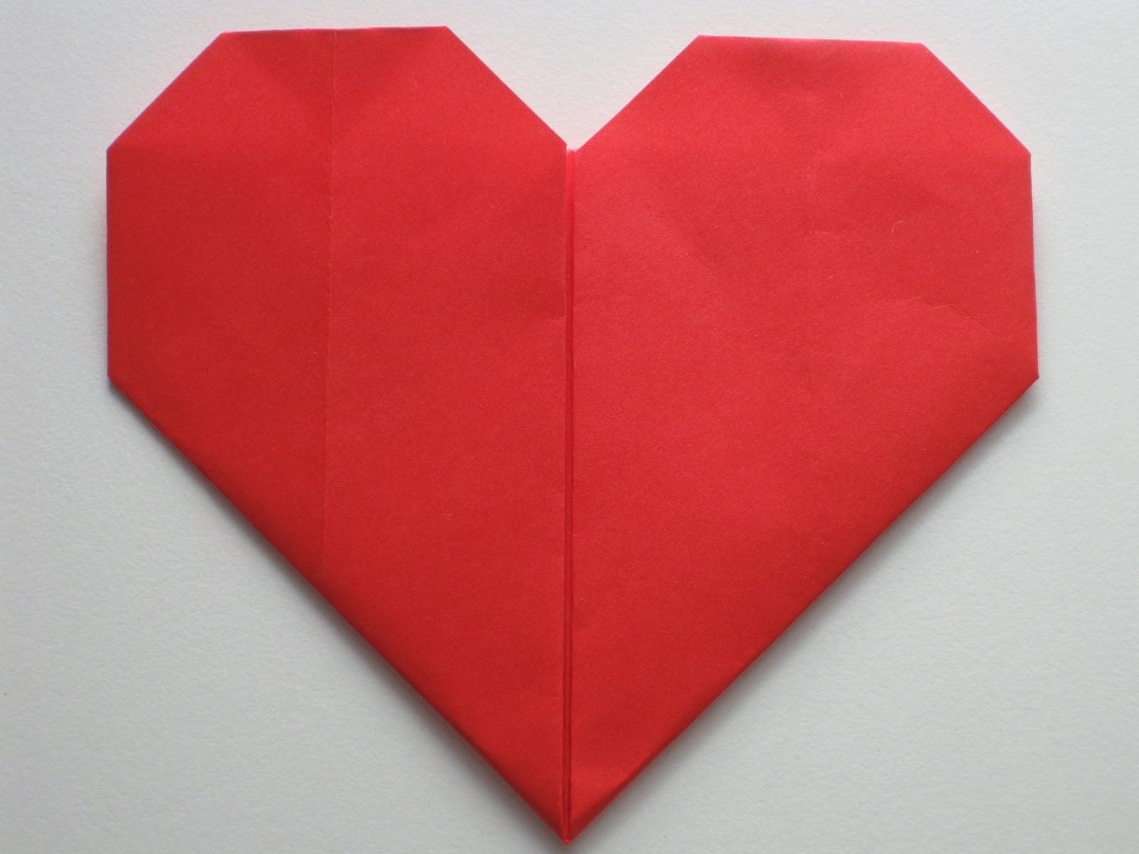 Origami hearts. | papier, carton, quilling,origami ... - photo#21